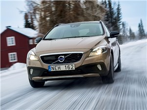 Volvo V40 Cross Country - volvo v40 cross country 2013 вид спереди