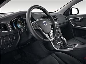 Предпросмотр volvo v60 plug-in hybrid 2013 водительское место