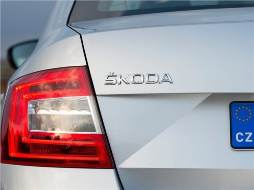 Skoda готовится обновить модель Octavia