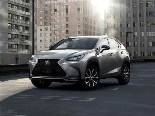 Новость про Lexus NX - Lexus объявляет о начале масштабного отзыва своих автомобилей в России