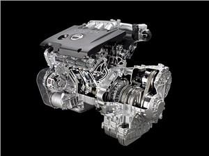 Предпросмотр nissan murano 2010 двигатель vq v6 3_5