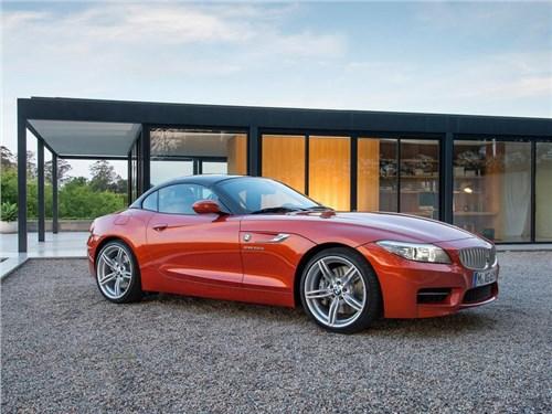Новость про BMW Z4 - BMW прекращает серийное производство родстера Z4