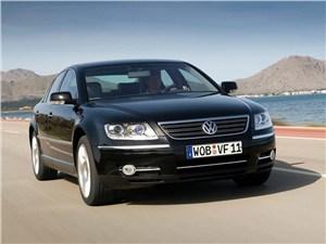 Volkswagen Phaeton появится через 3 года