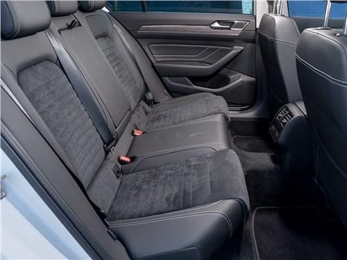 Volkswagen Passat 2020 задний диван