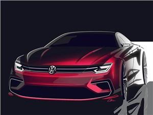 Предпросмотр volkswagen nmc concept 2014 эскиз фото 2