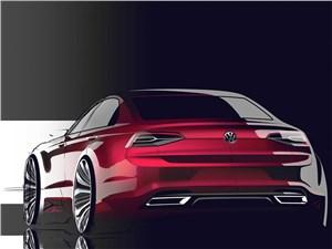 Предпросмотр volkswagen nmc concept 2014 эскиз фото 3