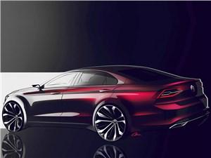 Предпросмотр volkswagen nmc concept 2014 эскиз фото 4