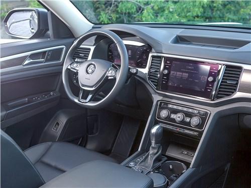 Volkswagen Teramont 2018 салон