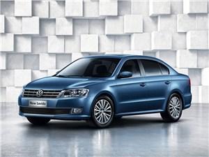 Volkswagen Lavida 2013 вид спереди