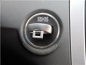 Volkswagen Passat CC 2013 ключ зажигания