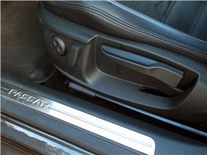 Volkswagen Passat CC 2013 передние кресла