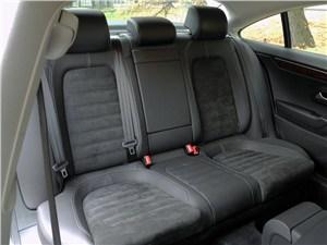 Volkswagen Passat CC 2013 задние кресла