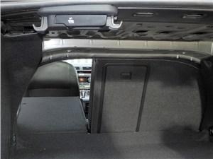Volkswagen Passat CC 2013 багажное отделение