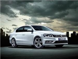 Новый Volkswagen Passat - Volkswagen Passat R-Line
