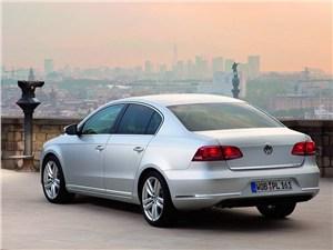 Volkswagen Passat -