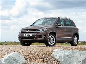 Volkswagen Tiguan -