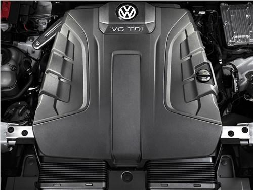 Предпросмотр volkswagen touareg 2019 двигатель