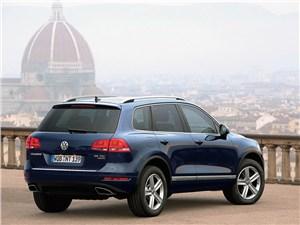 Положение обязывает.. (BMW X5, Mercedes-Benz ML-Klasse, Volkswagen Touareg) Touareg -