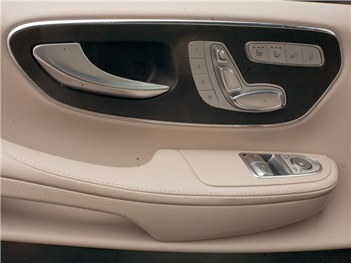 Mercedes-Benz V-Klasse 2014 отделка