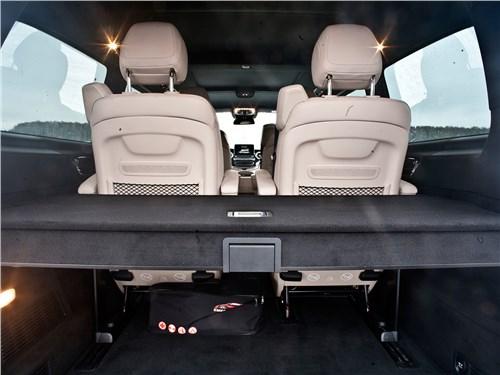 Mercedes-Benz V-Klasse 2014 багажник