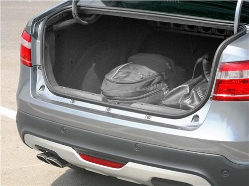 Предпросмотр lada vesta cross 2018 багажное отделение