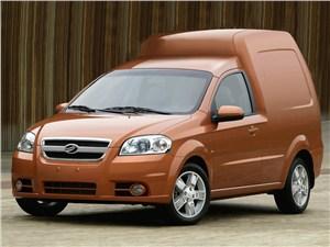 Фургон ZAZ Vida будут продавать в России