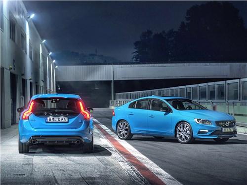Новый Volvo S60 - volvo s60 и V60 Polestar 2016