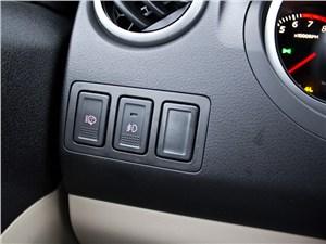Suzuki Grand Vitara 2012 кнопки управления