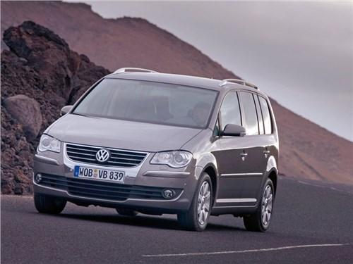 Новость про Volkswagen Touran - Volkswagen объявил о начале отзыва своих автомобилей в России