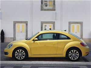 Спутники лета (Обзор российского рынка открытых автомобилей - 2006) New Beetle -