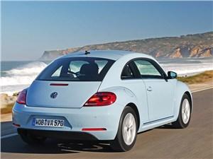 Навстречу лету, навстречу ветру.. (BMW 6 Series Cabrio, Citroen C3 Pluriel, Mercedes-Benz SLK, MINI Convertible, Peugeot 307 CC, Porsche 911 Cabriolet, Porsche Boxster, Volkswagen New Beetle Cabrio) New Beetle -
