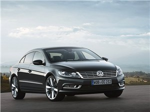 Volkswagen Passat CC (седан)