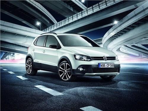 Volkswagen удивит всех новым кроссовером на базе Polo