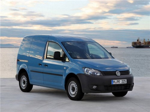 Volkswagen объявляет отзыв Caddy