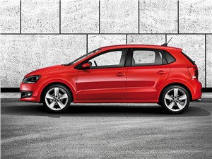 Коренные горожане (VW Polo, Opel Corsa, Ford Fiesta) Polo -