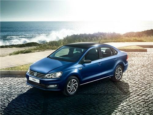 Volkswagen расширил список комплектаций седана Polo в России