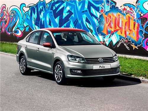 Новость про Volkswagen Polo Sedan - Volkswagen Polo Sedan 2019