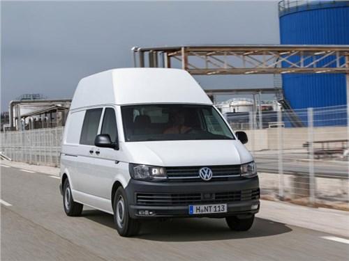 Новость про Volkswagen Transporter - Volkswagen Transporter