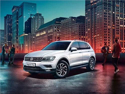 Volkswagen Tiguan обзавелся в России новой версией