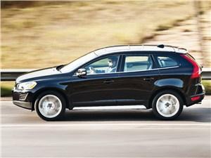 Volvo XC60 2012 вид сбоку