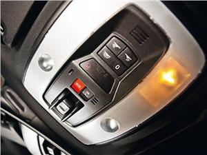 Volvo XC60 2012 освещение в салоне