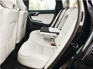 Volvo XC60 2012 задний диван