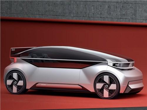Новость про Volvo - Volvo создаст очень маленький автомобиль