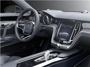 Предпросмотр volvo coupe концепт 2013 водительское место