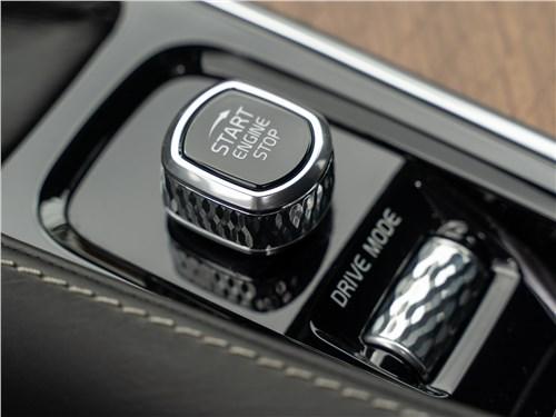 Volvo XC90 2015 отделка салона