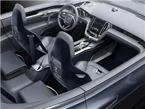 Предпросмотр volvo coupe концепт 2013 салон