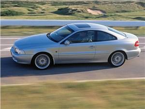 Предпросмотр volvo c70 2001 в кузове купе динамика вид слева