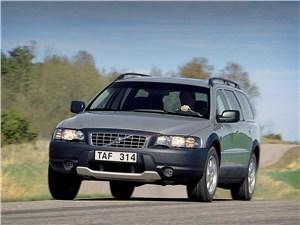 Промежуточный вариант (Audi Allroad, Subaru Legacy Outback, Volvo XC70 (2010)) XC70 -