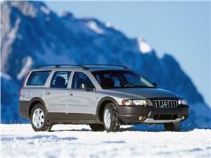 Промежуточный вариант (Audi Allroad, Subaru Legacy Outback, Volvo XC70 (2010)) XC70