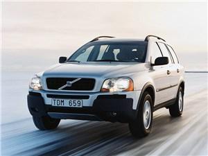 Многое в одном (Nissan Murano, Volvo XC90, Chrysler Pacifica) XC90 - Volvo XC90 2002 фото 2